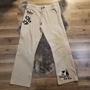 Disney Parks designed sweat pants size large